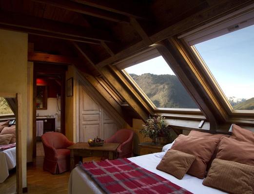 Habitaciones Hotel Chalet Val de Ruda