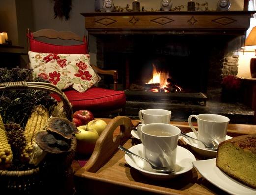 Desayunos Hotel Chalet  Val de Ruda