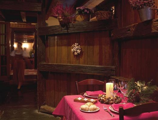 Restaurante Hotel Chalet Val de Ruda