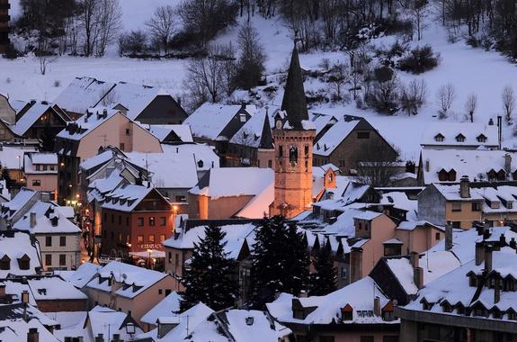Las mejores vacaciones en la Nieve Hotel Chalet  Val de Ruda
