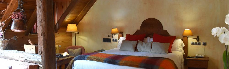Junior Suite JUNIOR SUITE Hotel Chalet Val de Ruda