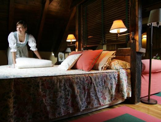 Habitación Hotel Chalet Val de Ruda